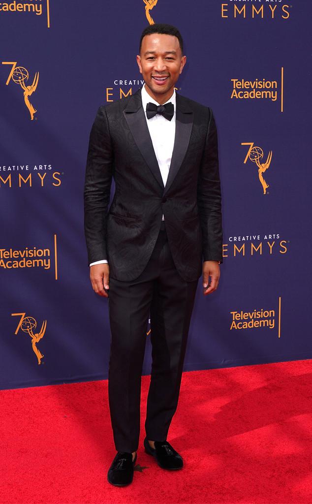 John Legend, 2018 Creative Emmy Awards
