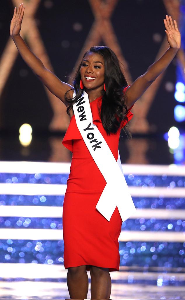 Nia Franklin, Miss New York, Miss America
