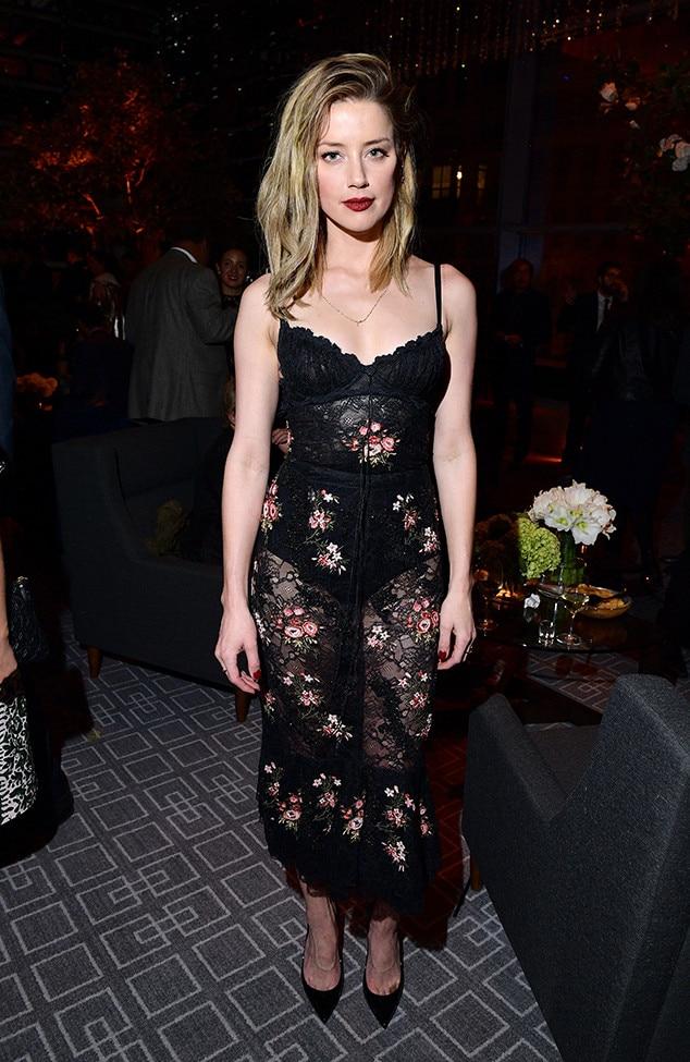 Amber Heard, TIFF, Toronto Film Festival