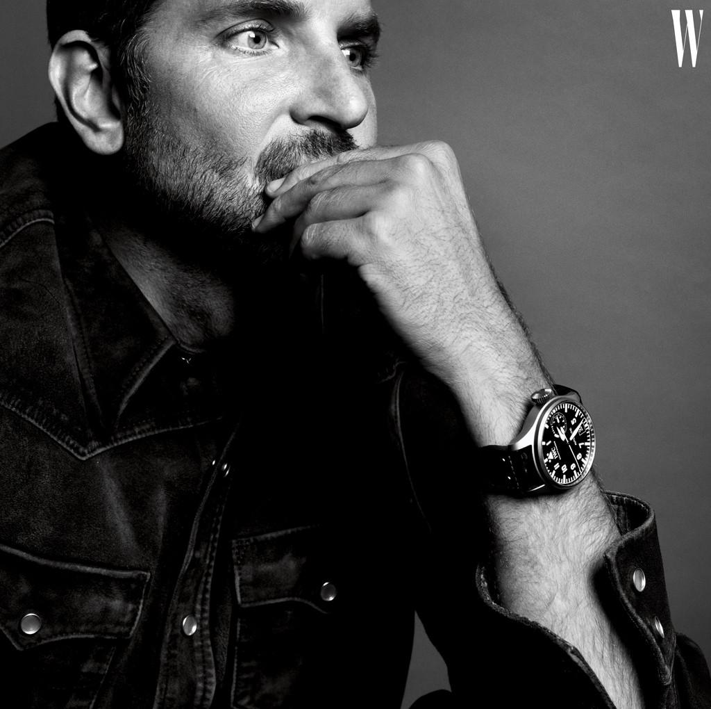 Bradley Cooper, W Magazine