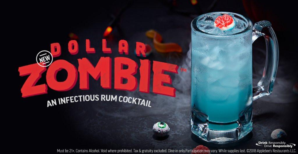 Applebee's Zombie Drink