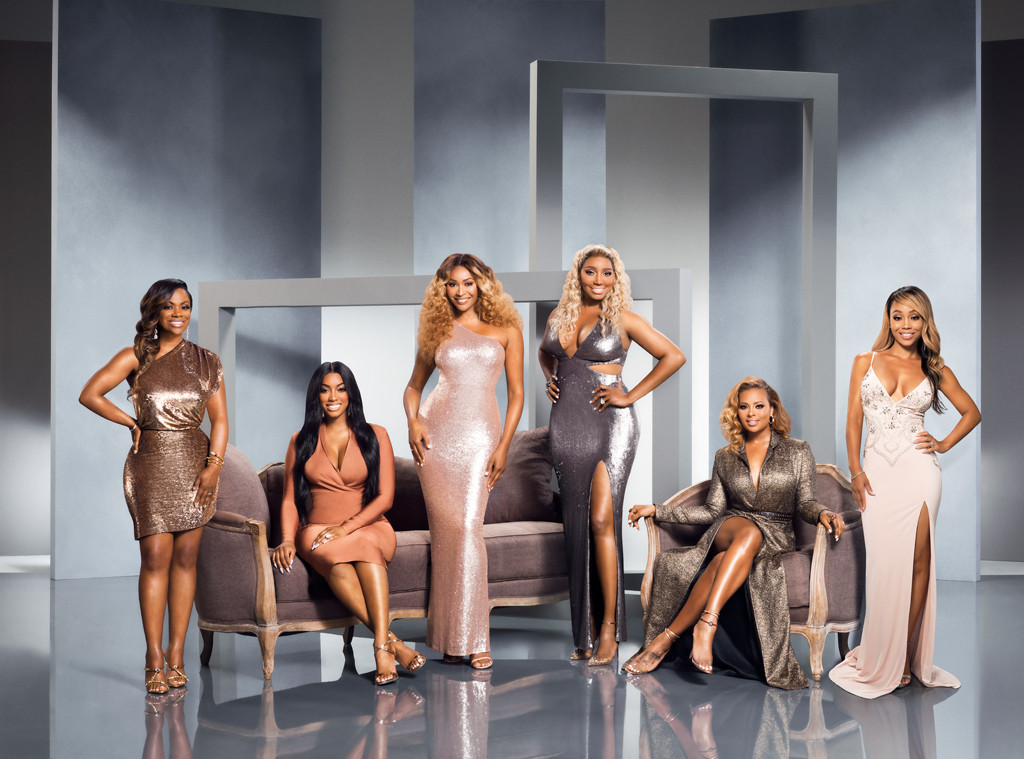 NeNe Leakes Gets Emotional When The Real Housewives of Atlanta Ladies Surprise Her