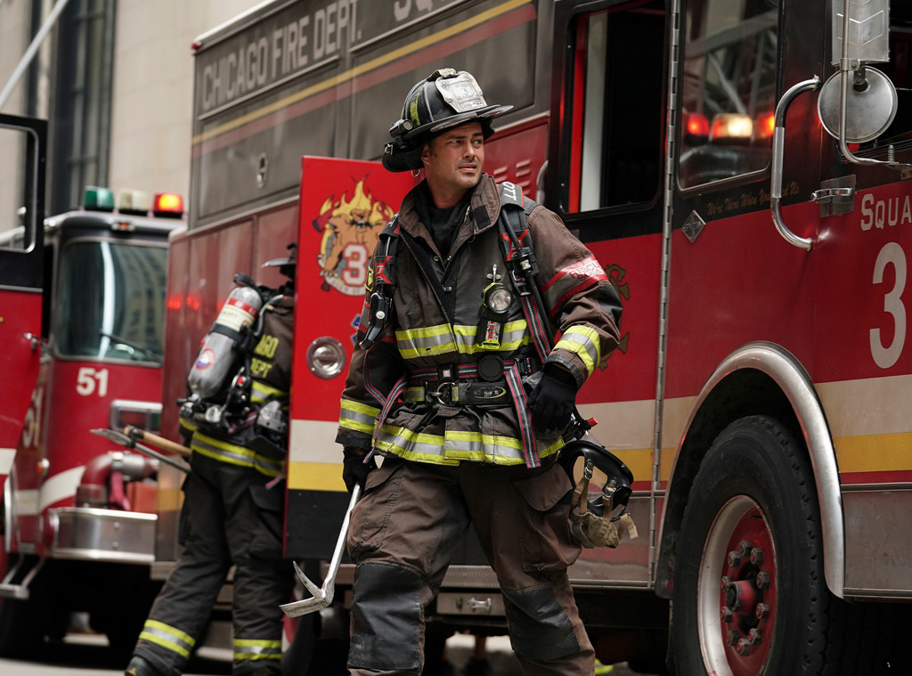 Chicago Fire, Chicago PD, Chicago Med