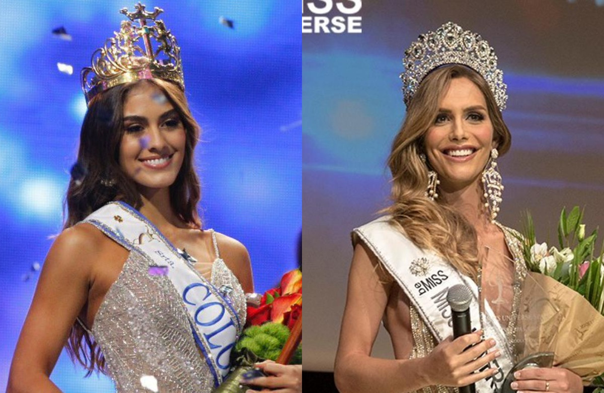 Miss Colombia, Miss España