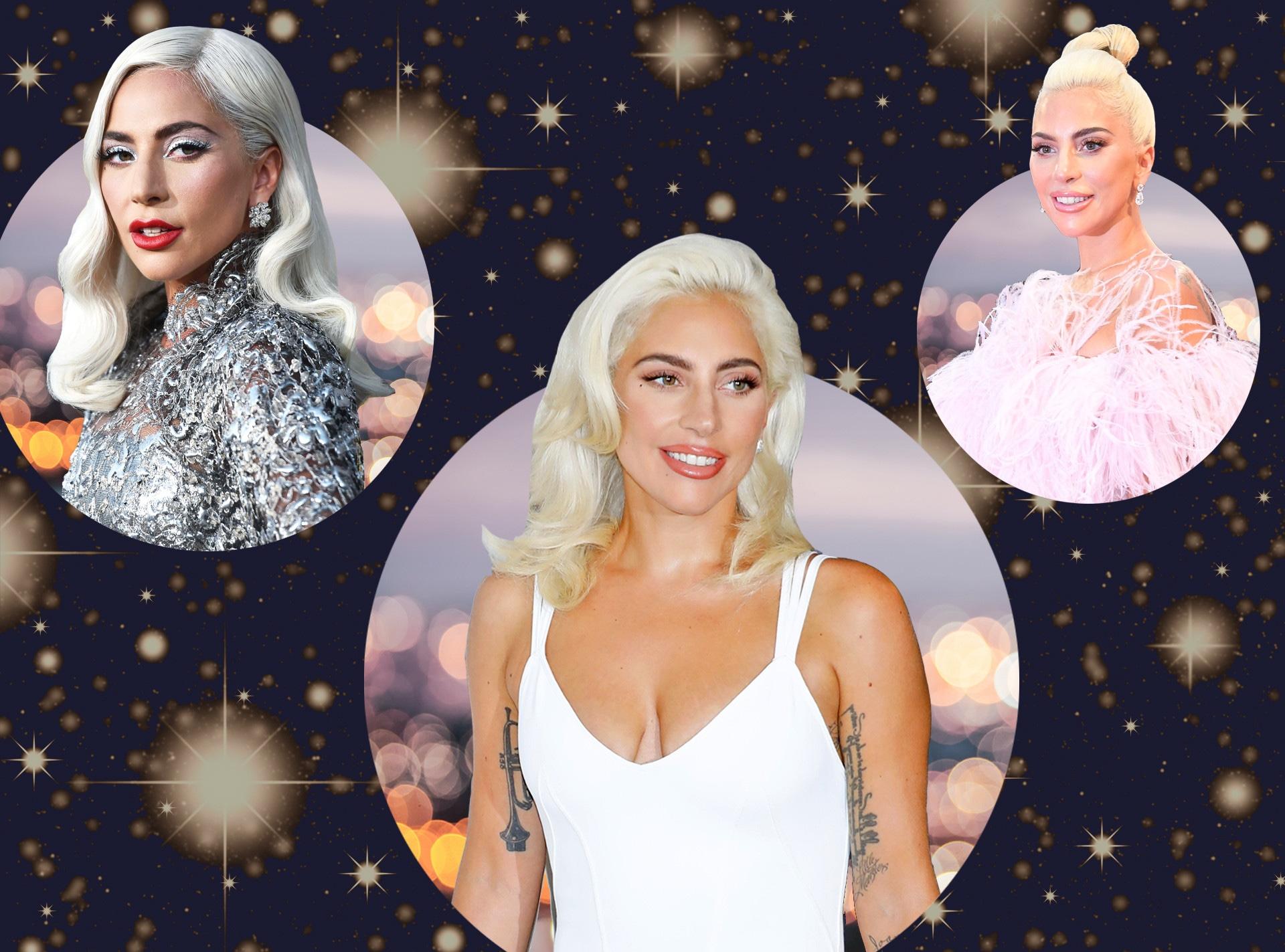 Lady Gaga, A Star is Born Press Tour Hair