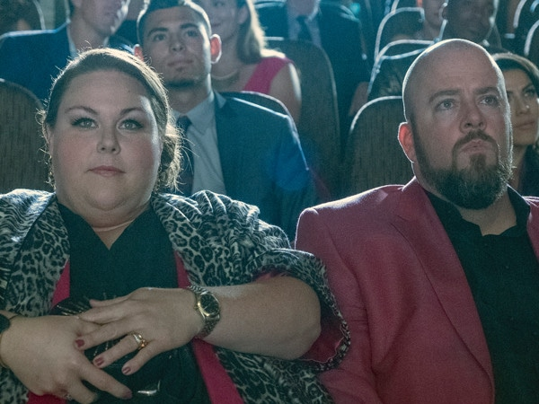 <i>This Is Us</i>' Chrissy Metz Says Kate's Pregnancy Story Isn't Entirely Heartbreaking, But...