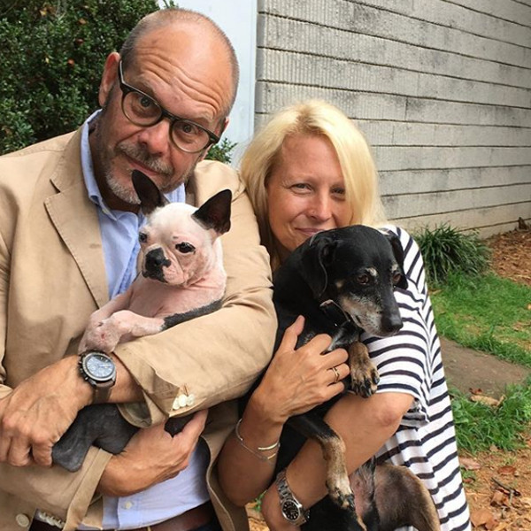 Alton Brown, Elizabeth Ingram