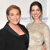 Julie Andrews, Anne Hathaway
