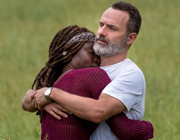 See The Walking Dead Star Andrew Lincoln's Sweet Tribute Performance to Danai Gurira