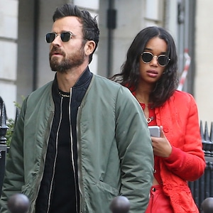 Justin Theroux, Laura Harrier