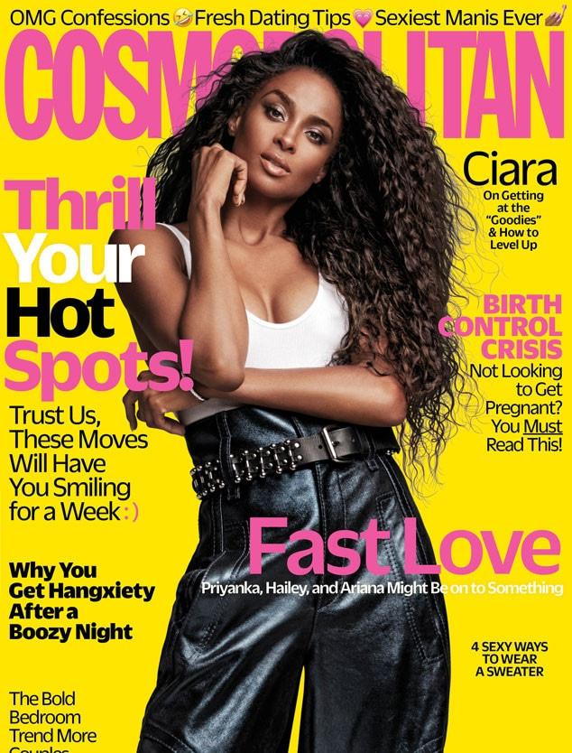Ciara, Cosmopolitan