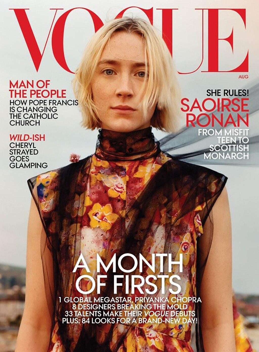 Saoirse Ronan, Vogue