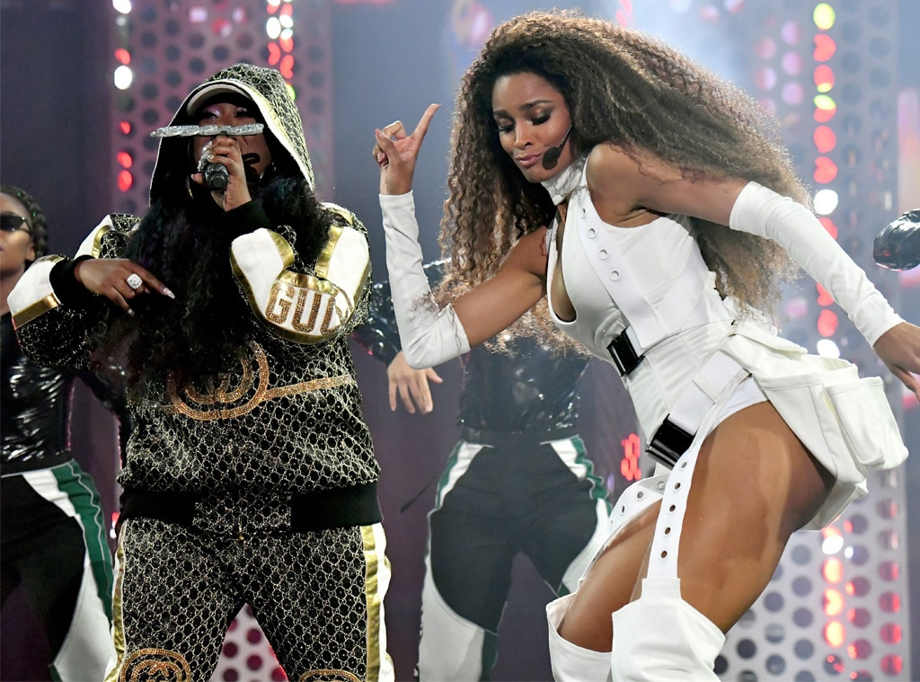 Missy Elliot, Ciara, 2018 American Music Awards, AMAs, Performance