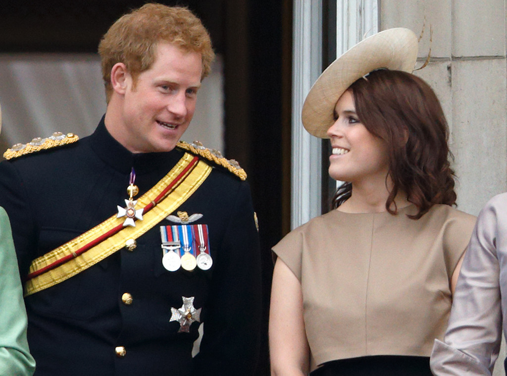 Prince Harry, Princess Eugenie