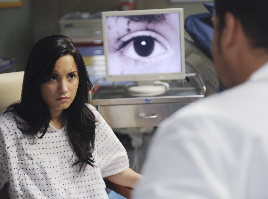Demi Lovato, Greys Anatomy Guest Stars, Season 6
