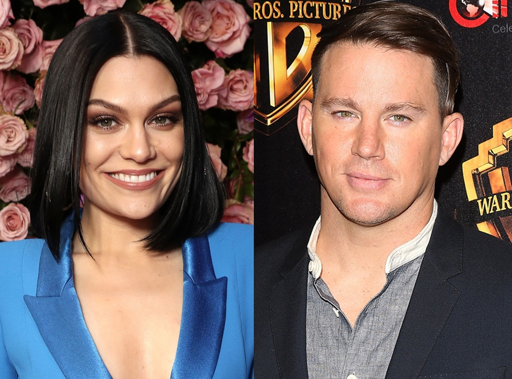 'It's very new' - Channing Tatum 'dating' British singer Jessie J