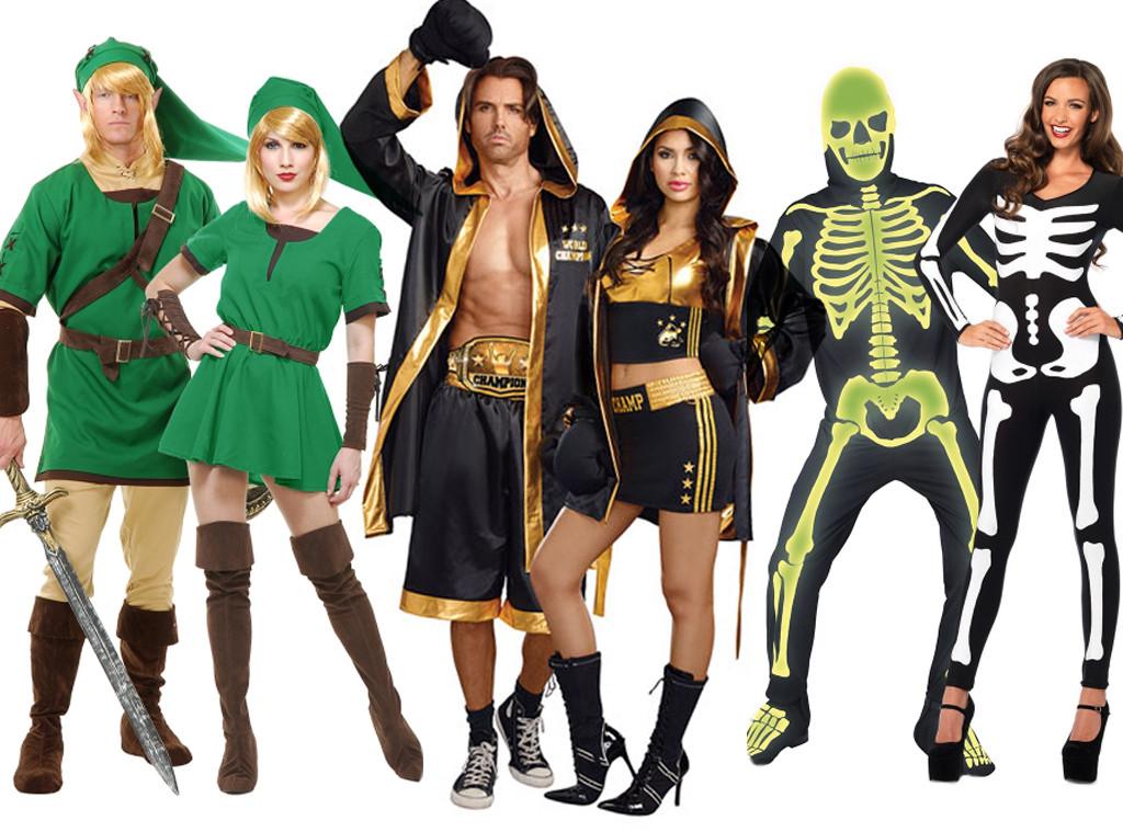 31 Genius Couples Halloween Costume Ideas