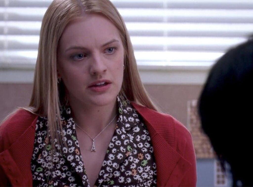 Grey's Anatomy, Cameos, Elisabeth Moss