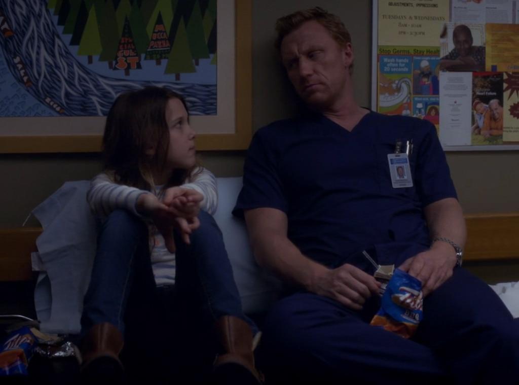 Grey's Anatomy, Cameos, Millie Bobby Brown