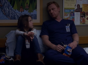 Grey's Anatomy, Cameos, Millie Bobby Brown