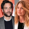 Josh Radnor, Ellen Pompeo, Grey's Anatomy