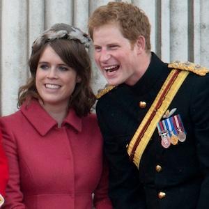 Prince Harry, Princess Eugenie