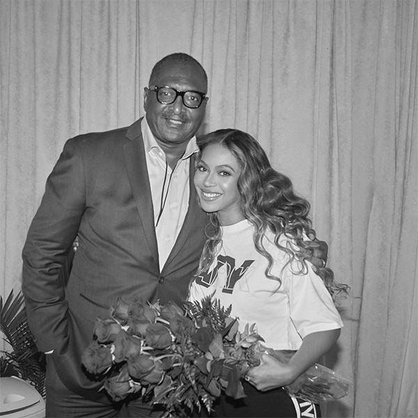 Beyonce, Tina Knowles Lawson, Mathew Knowles