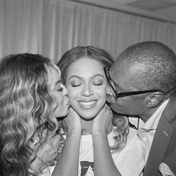 Beyonce, Tina Knowles Lawson, Mathew Knowles