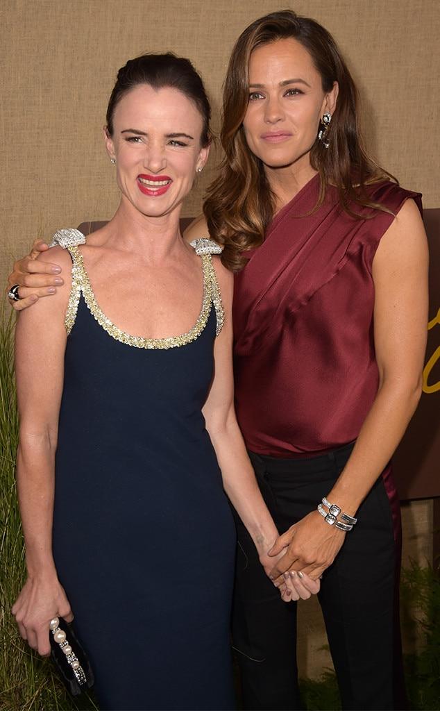 Juliette Lewis, Jennifer Garner