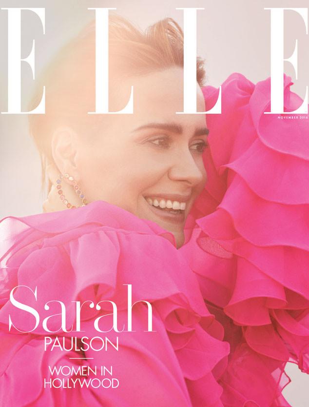 Sarah Paulson, Elle