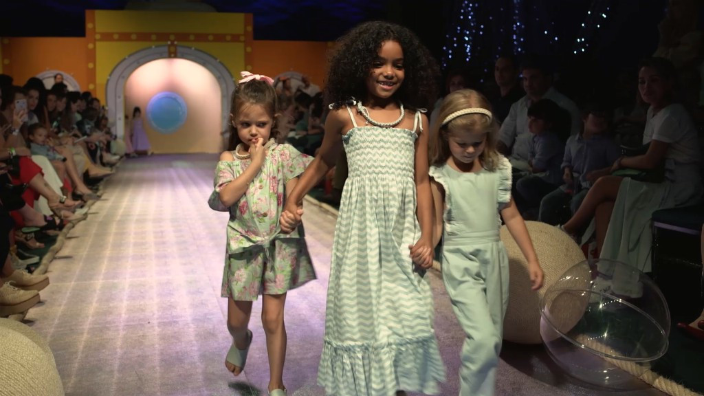 Fashion Week Kids 2018