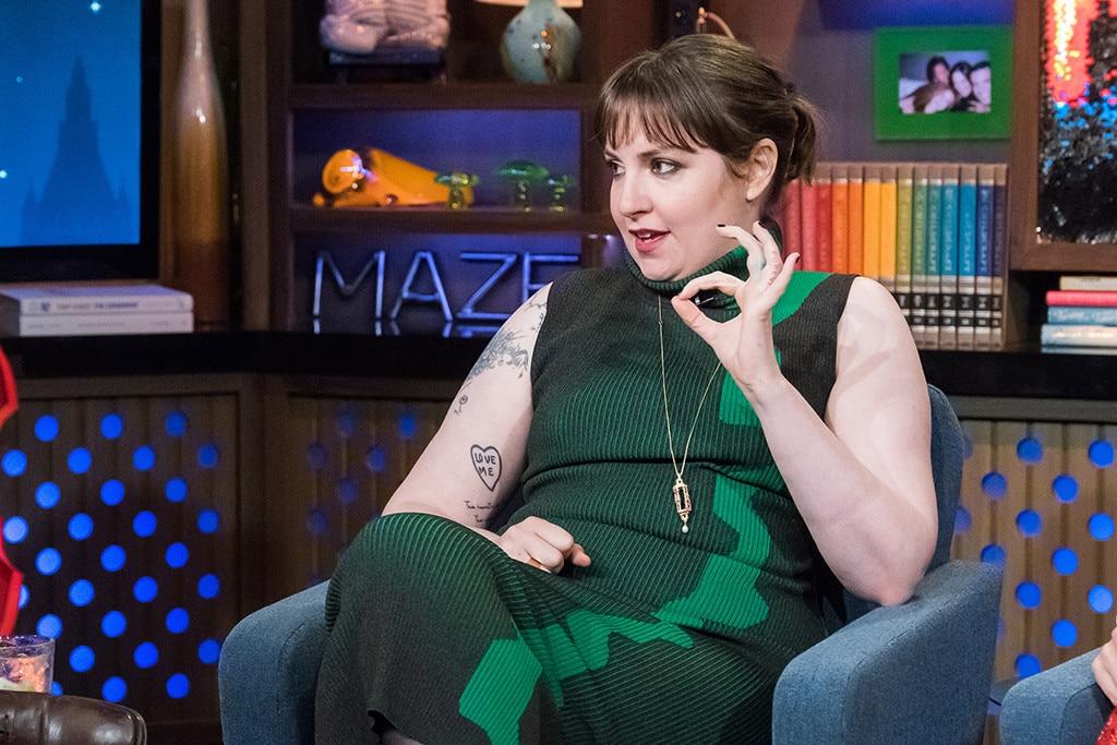 Lena Dunham Calls Daniel Tosh The Biggest Misogynist In Hollywood