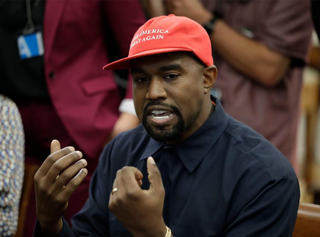 Kanye West, White Home