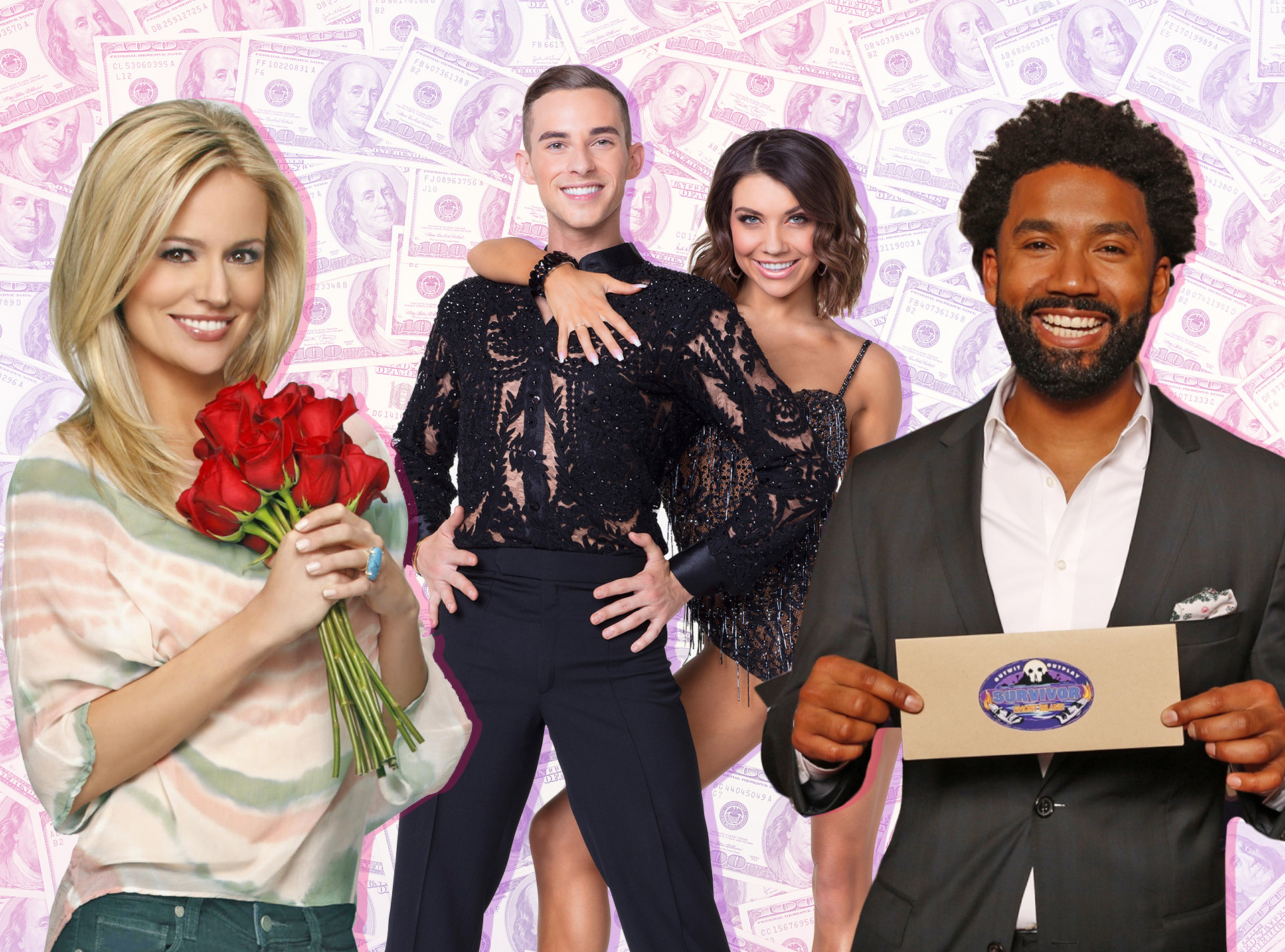 Reality Show Income Feature