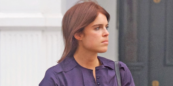 Princess Eugenie Dyes Her Hair Red Before The Royal Wedding E News
