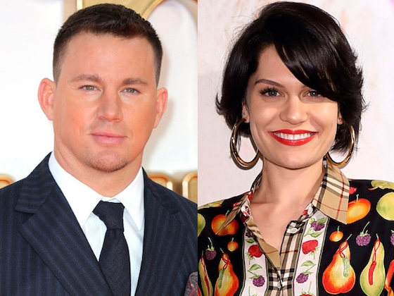 Channing Tatum Just Confirmed He's Dating Jessie J With One Swoon-Worthy Post