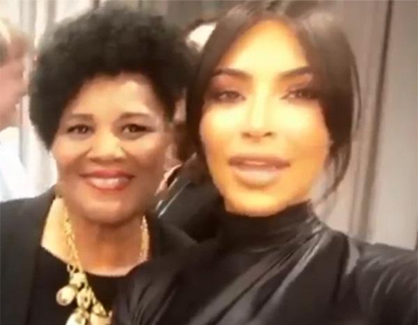 Kim Kardashian Reunites With Pardoned Inmate Alice Johnson