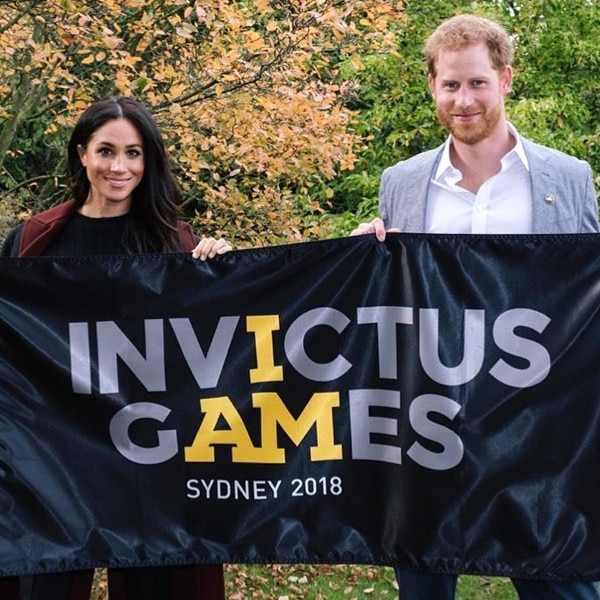 Prince Harry, Meghan Markle, Invictus Games 2018, Instagram