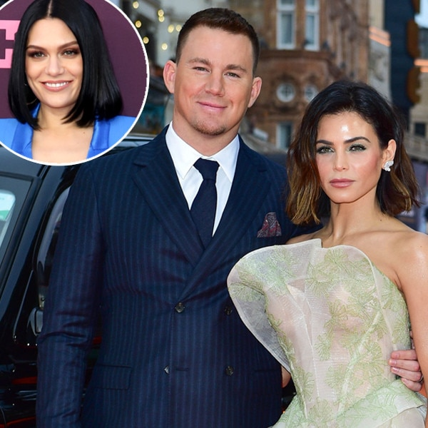 Here's What Jenna Dewan Thinks of Channing Tatum's New Romance With Jessie J thumbnail