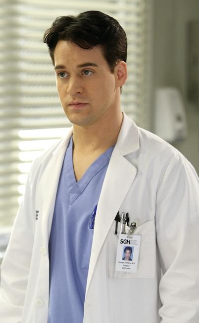 T.R. Knight, Grey's Anatomy