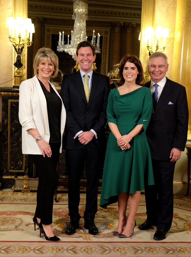 Watch The Royal Wedding.Watch Princess Eugenie And Jack Brooksbank Tell Their Love Story