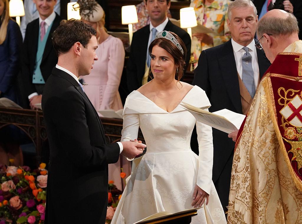 Princesa Eugenie, Jack Brooksbank, casamento real da princesa Eugenie