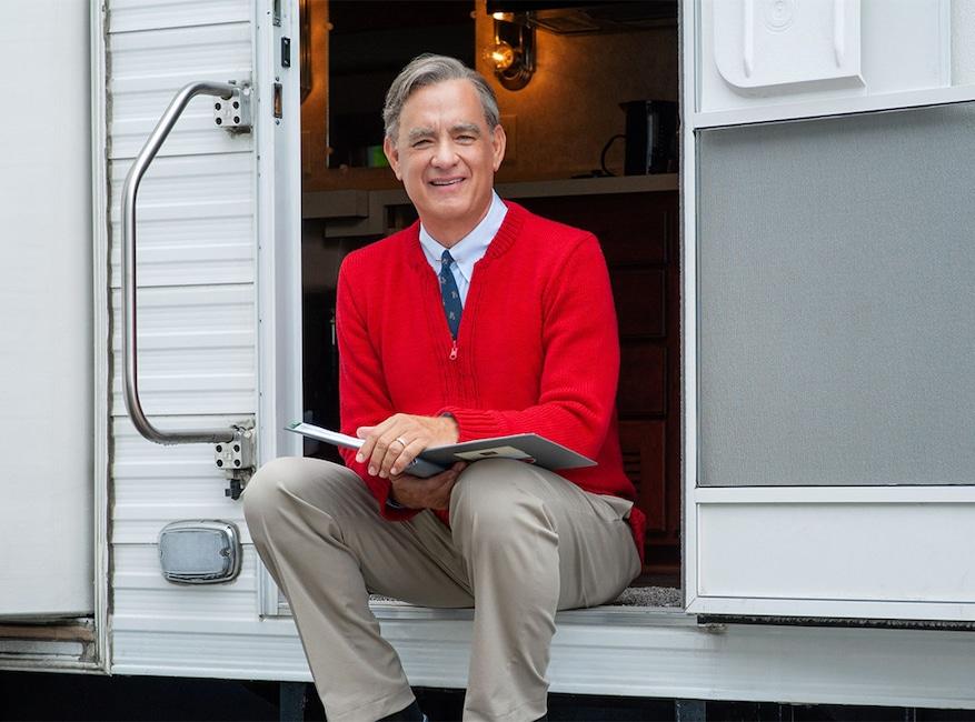Tom Hanks, Mr. Rogers