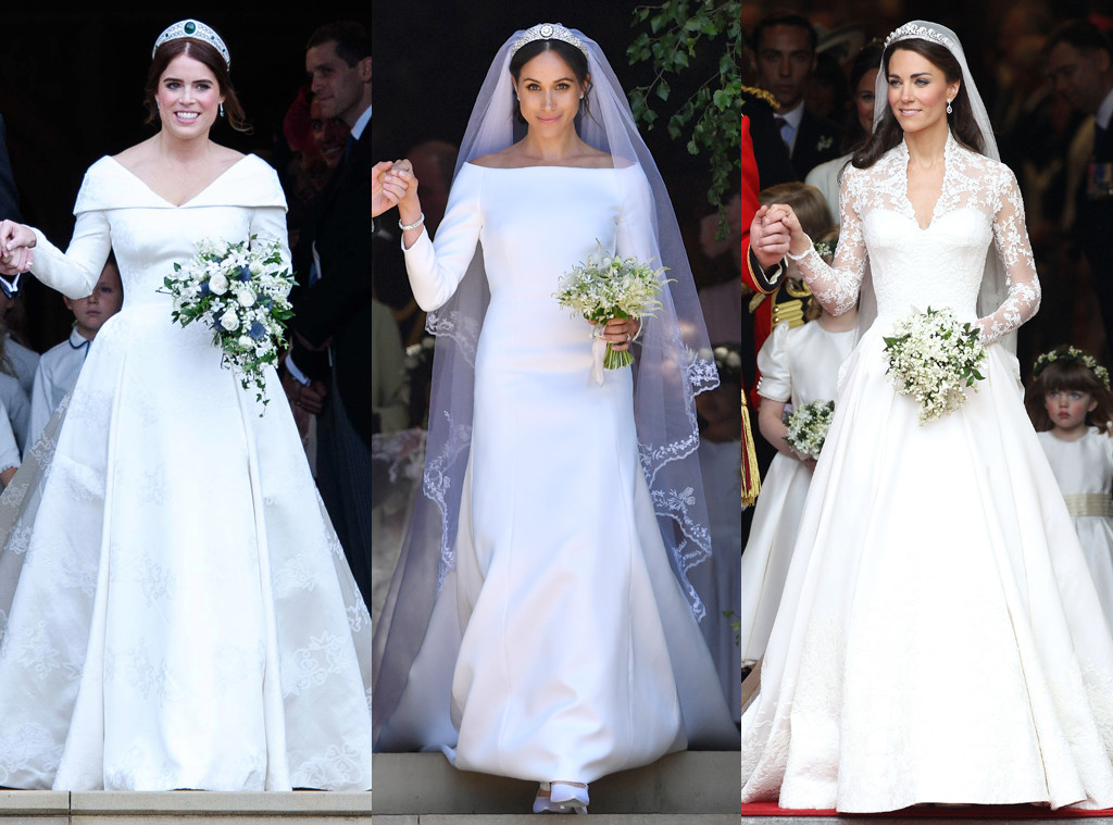 How The Cost Of Princess Eugenie S Wedding Compares To Meghan Markle S E Online