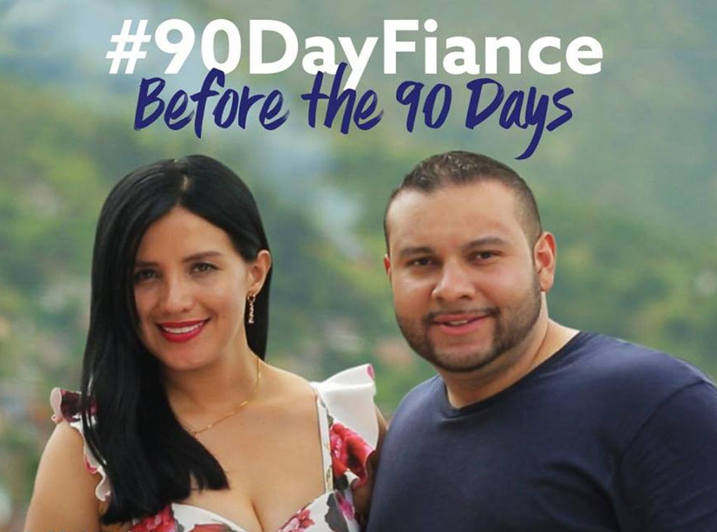 Dacey and Jesse from 90 Day Fiancé: Before the 90 Days Couples