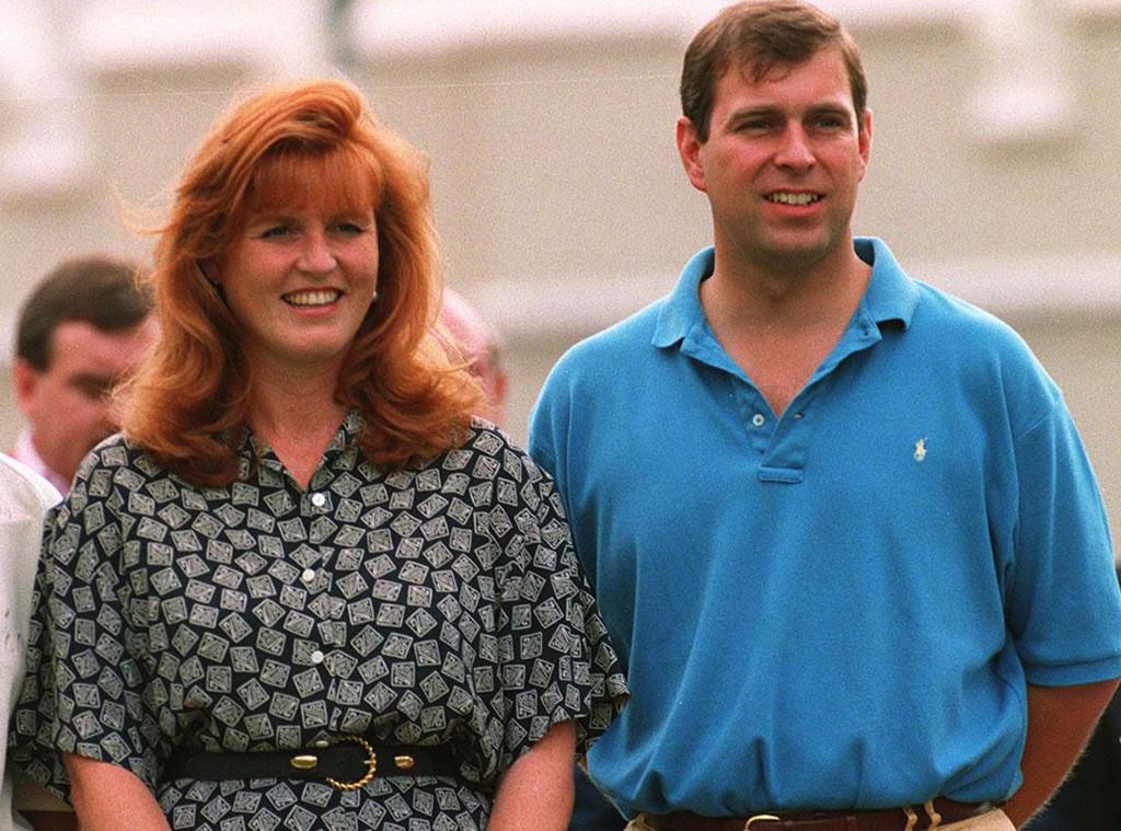 Duchess Sarah Ferguson, Prince Andrew, 1994