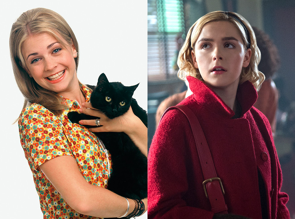 It's the Perfect Time for Charmed and Chilling Adventures ... Sabrina The Teenage Witch