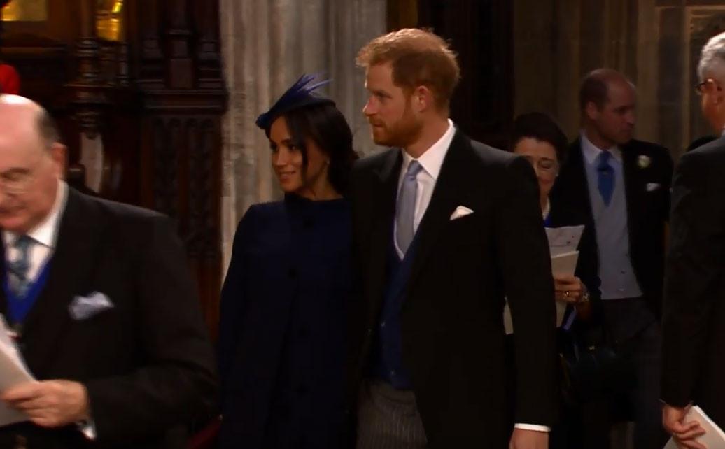 Meghan Markle, Príncipe Harry, casamento real