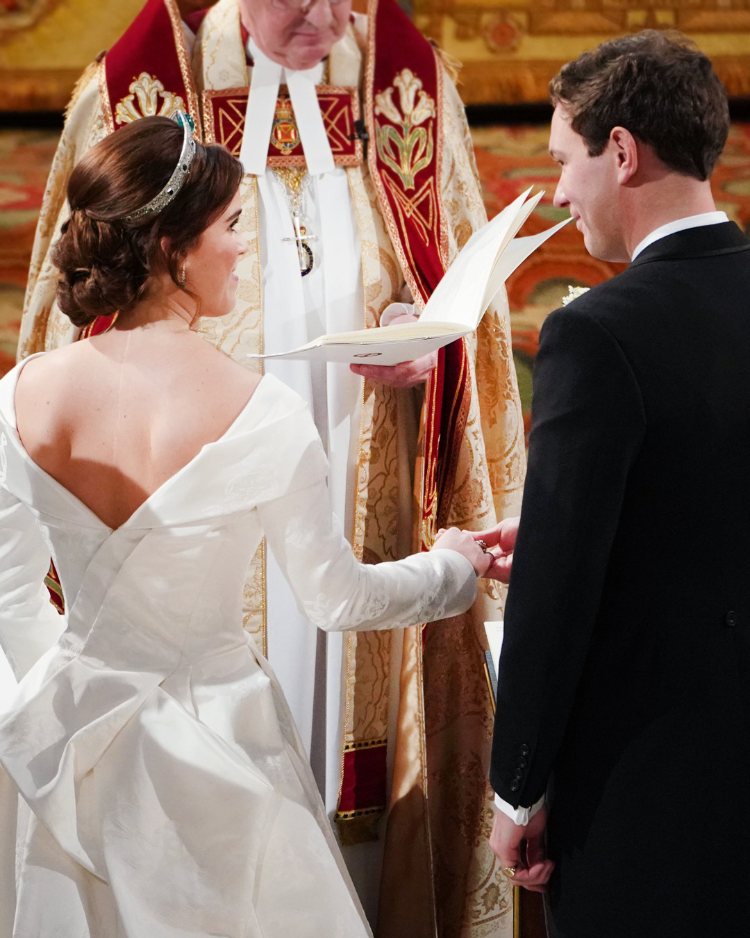 ESC: Princess Eugenie, Jack Brooksbank, Princess Eugenie Royal Wedding