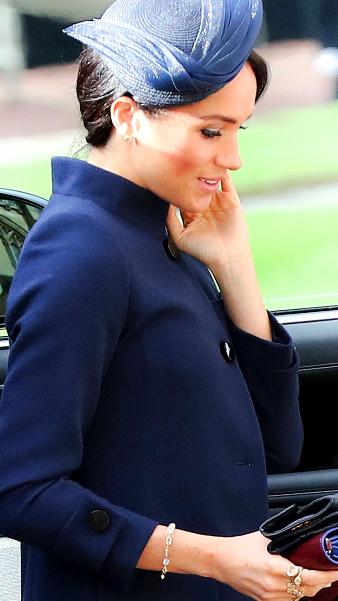 ESC: Meghan Markle, Duchess of Sussex, Princess Eugenie Royal Wedding
